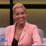 Meagan Good Ready To Become A Mom?