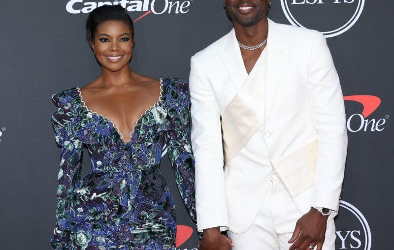 Gabrielle Union and Dwyane Wade